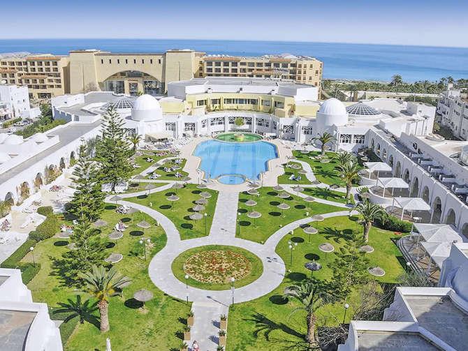 Tej Marhaba Hotel & Appartementen Sousse