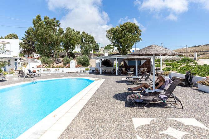Caldera Romantica Hotel Akrotíri