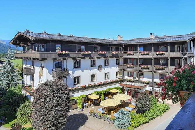 Hotel Jakobwirt Westendorf