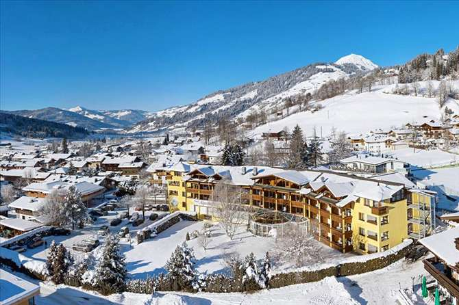 Hotel Alpenhof Brixen Brixen im Thale