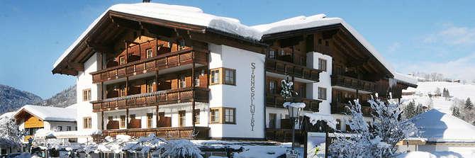 Simmerlwirt Hotel Wildschönau-Niederau