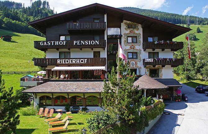 Hotel Riederhof Gerlos