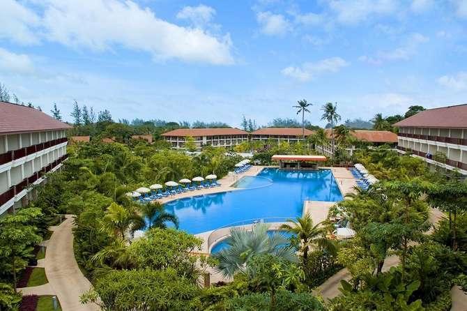 Centara Karon Resort Phuket Karon Beach