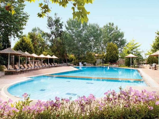 Petrino Suites Hotel Kallithea