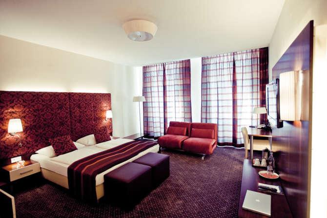 Hotel Stadthalle Wenen