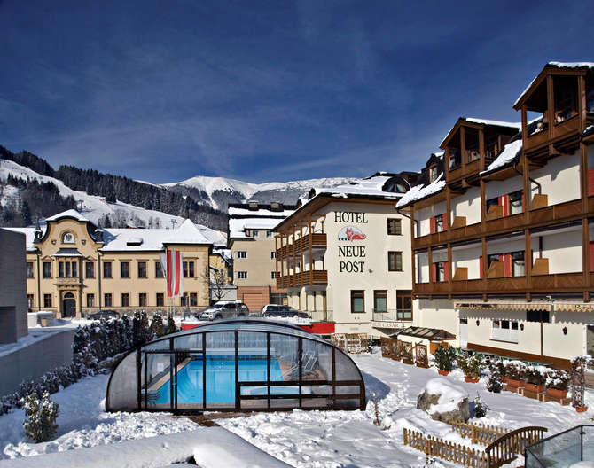 Hotel Neue Post Zell am See