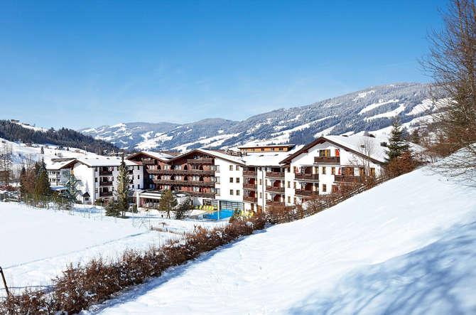 Hotel Kroneck Aschaber Kirchberg in Tirol