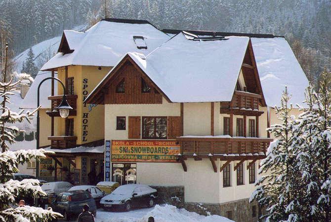 Spot Hotel Pomi Harrachov