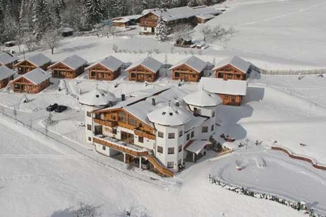 Leitenhof Chalet Scheffau am Wilden Kaiser