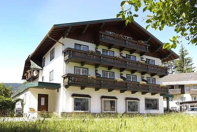 Appartementen Haus Huber Abersee