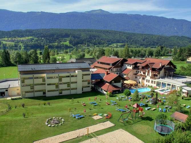 Alpen Adria Hotel & Spa Hermagor