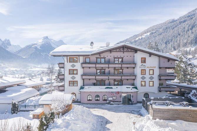 Hotel Alphof Fulpmes
