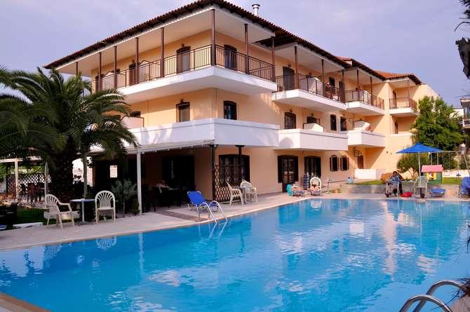 Pegasus Hotel Thassos-stad
