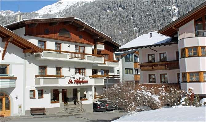Hotel St. Nikolaus Ischgl