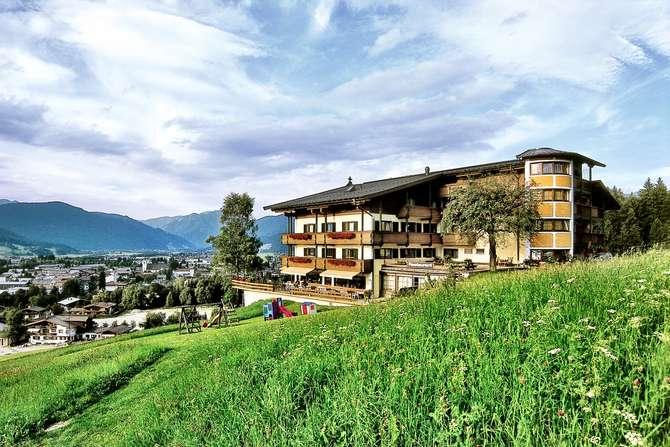 Hotel zur Schonen Aussicht Sankt Johann in Tirol