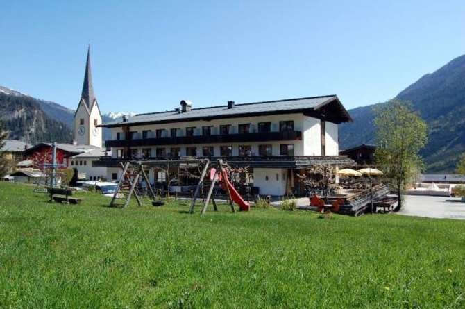 Hotel Zur Post Krimml