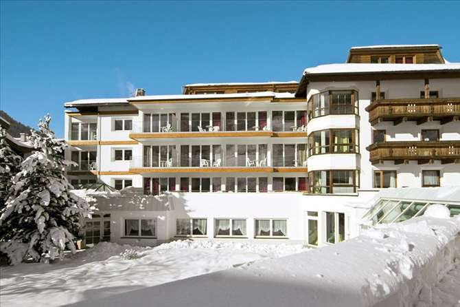 Alpin Spa Hotel Nauderer Hof Nauders