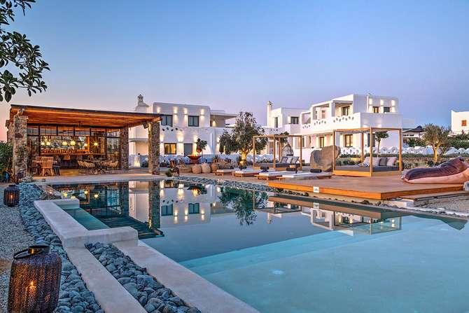 Portes Mykonos Suites & Villas Ornos