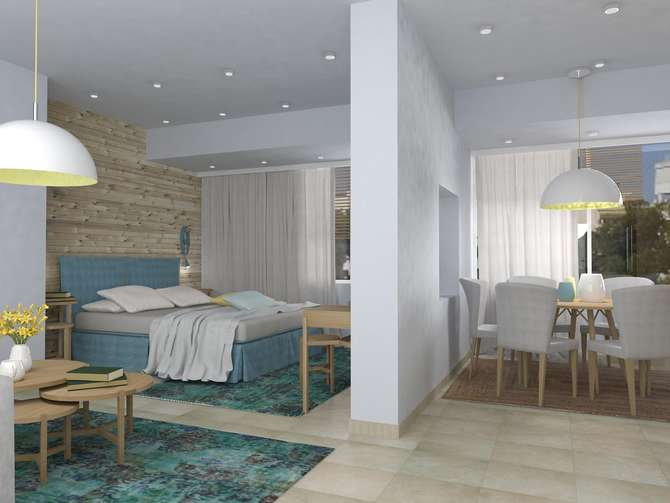 White Lotus Hotel Athene