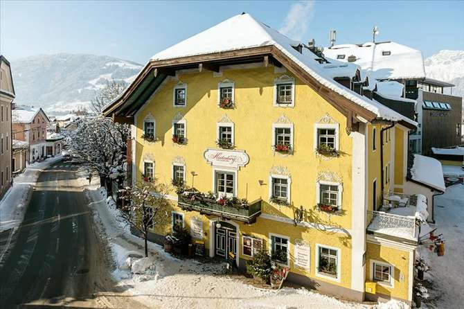 Austria Classic Hindenburg Hotel Saalfelden am Steinernen Meer