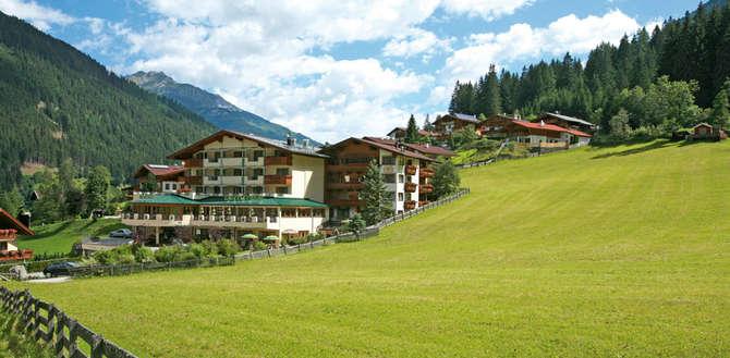 Alpenwellness Hotel Gasteigerhof Gasteig