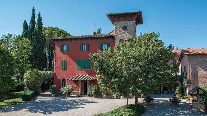 Hotel Villa Il Patriarca Chiusi