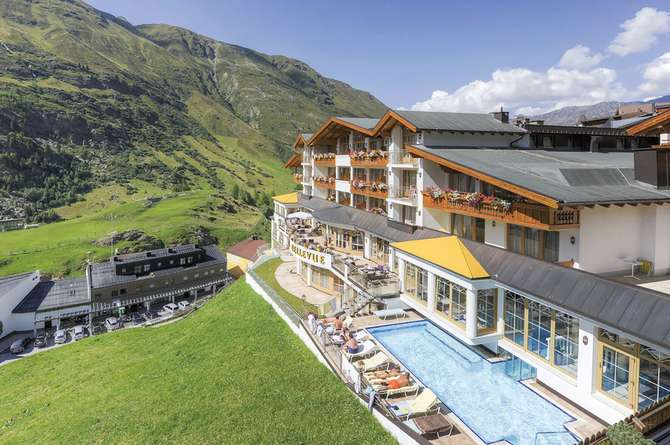 Hotel Austria & Bellevue Obergurgl
