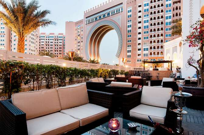 Mövenpick Ibn Battuta Gate Hotel Dubai Dubai