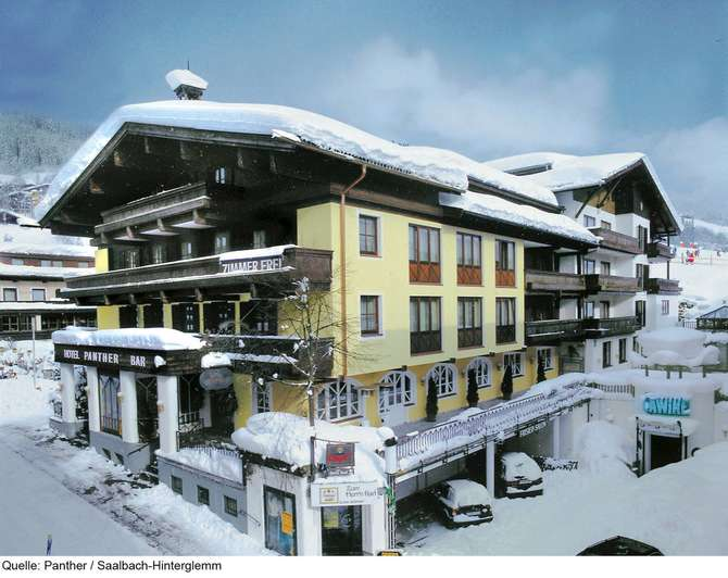 Hotel Panther Saalbach