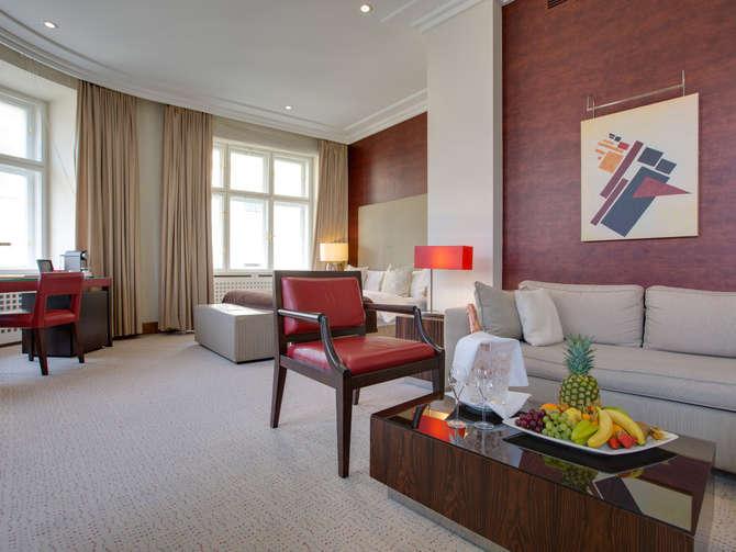 Radisson Blu Style Hotel Vienna Wenen