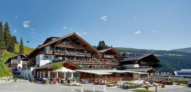 Das Alpenwelt Resort Konigsleiten