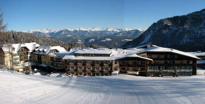 Hotel Gartnerkofel Sonnenalpe Nassfeld