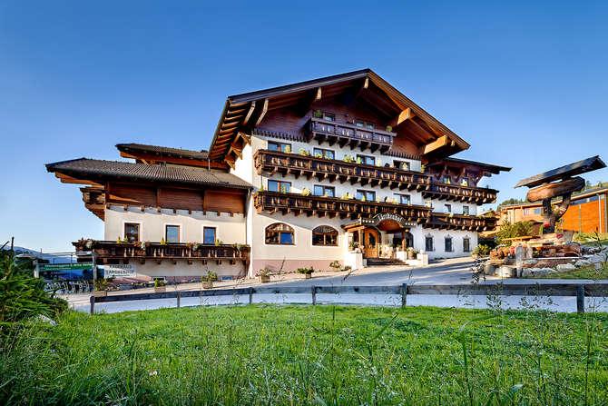 Hotel Larchenhof Katschberg Rennweg am Katschberg