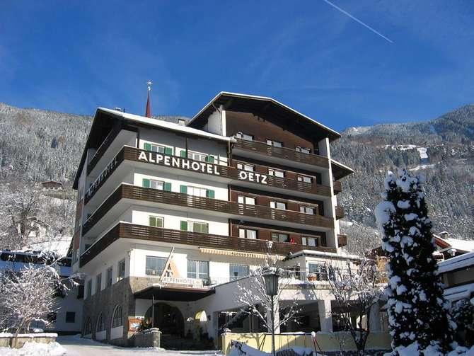 Alpenhotel Oetz Oetz