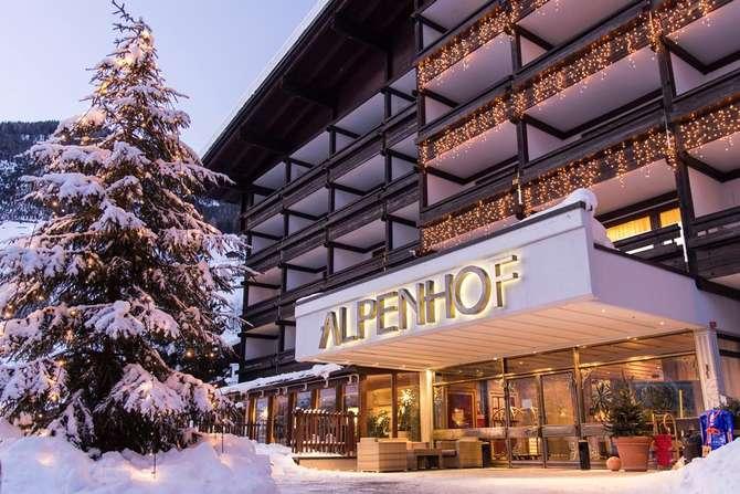 Hotel Alpenhof Sankt Jakob in Defereggen