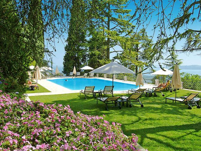 Hotel Villa Del Sogno Gardone Riviera
