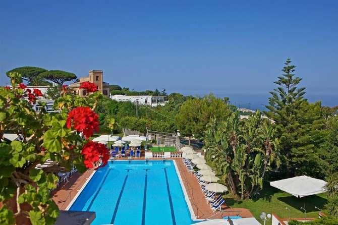 Hotel San Michele Capri