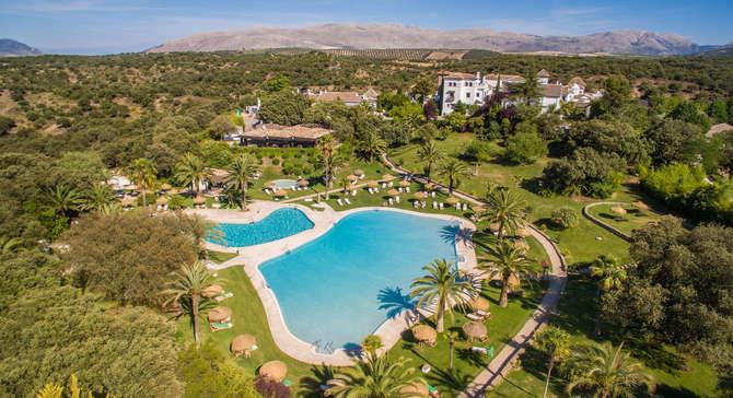 La Bobadilla, a Royal Hideaway Hotel Villanueva de Tapia