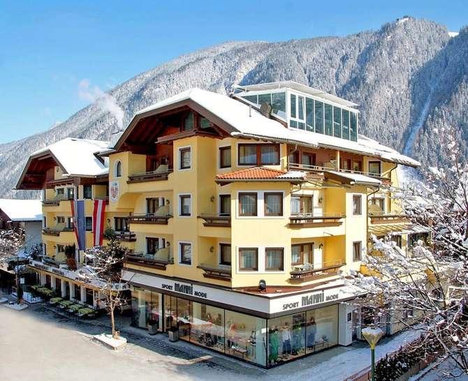 Sporthotel Manni's Mayrhofen