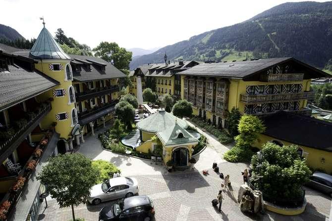 Hotel Pichlmayrgut Pichl