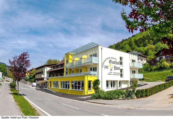 Gasthof zur Post Ossiach