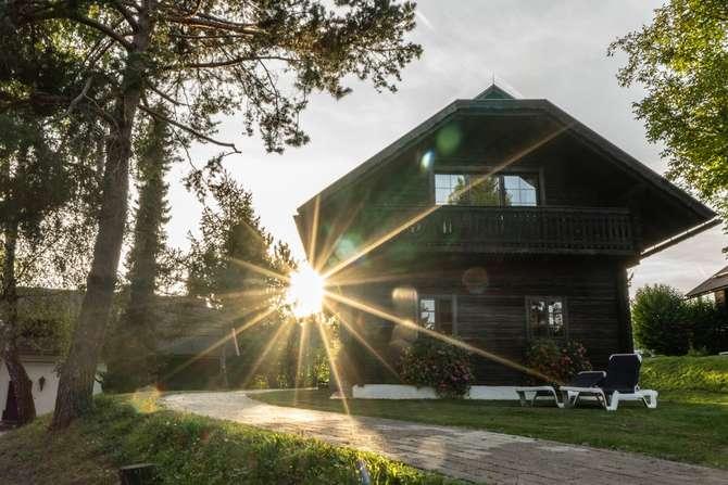 Vakantiepark Dorfhotel Schönleitn Oberaichwald