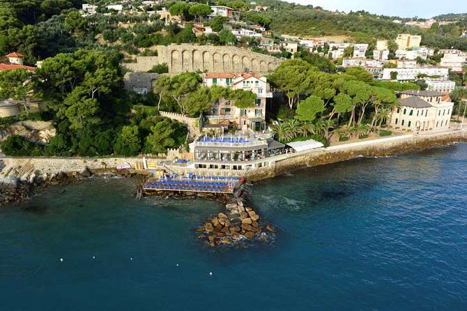 Hotel Arc en Ciel Diano Marina