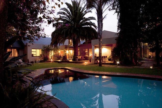 African Rock Hotel Kempton Park