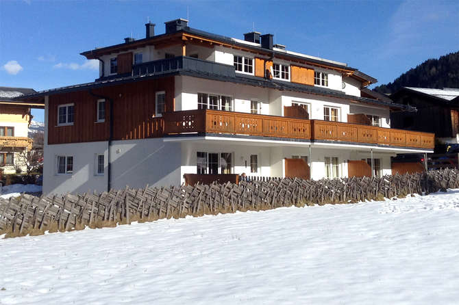 Penthouse Appartement Kitzpanorama Kaprun