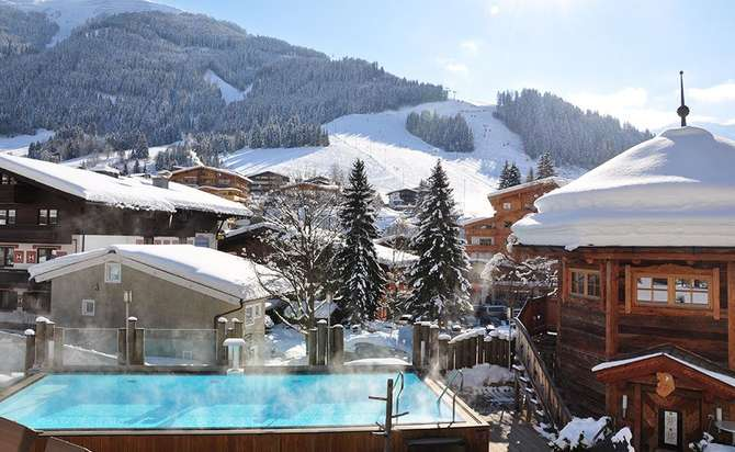 Alpine Palace Hinterglemm