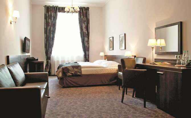 Hotel Rezydent Krakau