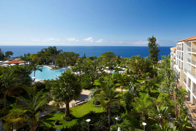 Porto Bay Hotel Porto Santa Maria Funchal