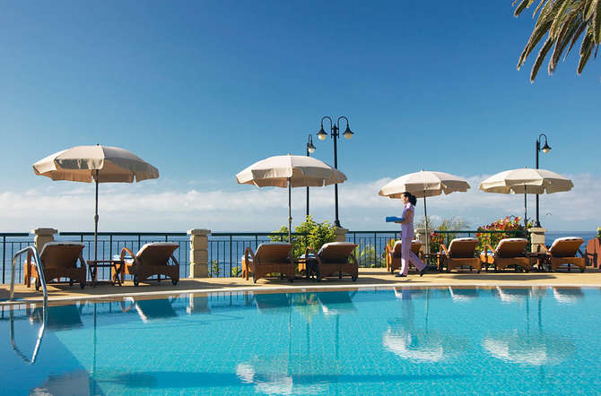 Porto Bay The Cliff Bay Funchal