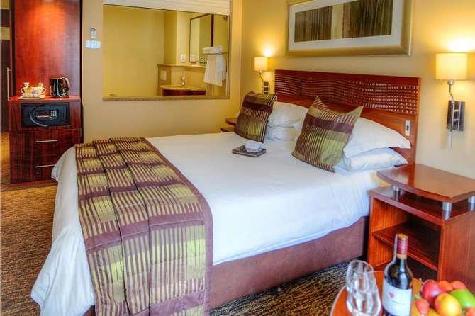 OR Tambo City Lodge Johannesburg
